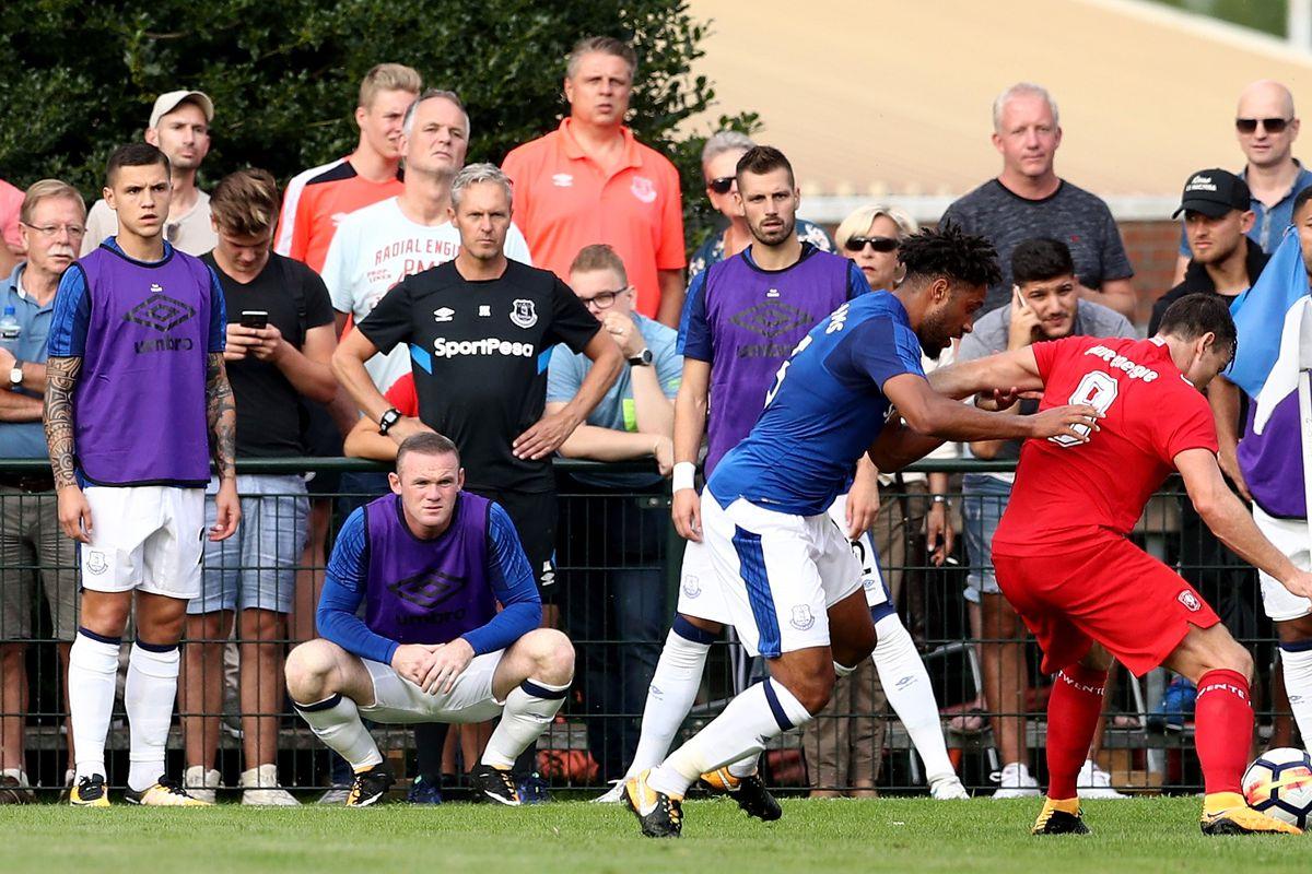 FC Twente v Everton FC - Preseason Friendly
