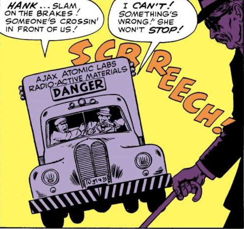 Daredevil truck