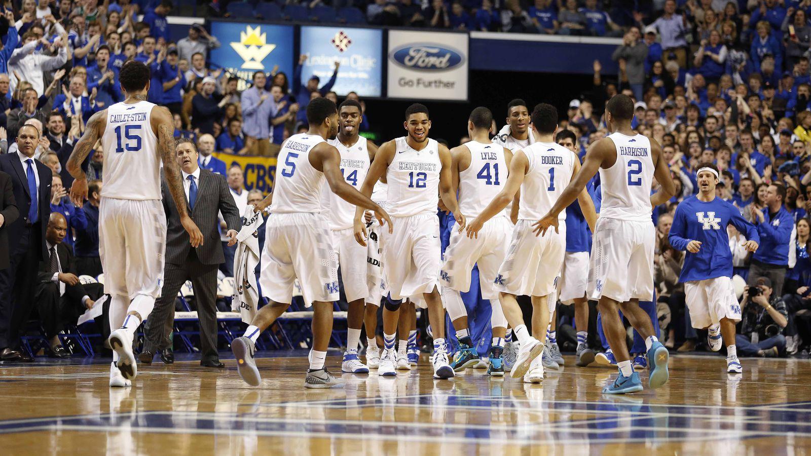 Uk Basketball: Arkansas Razorbacks 67, Kentucky Wildcats 84: Kentucky