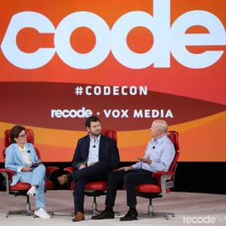 Kara Swisher, Editor-at-large, Recode, Teddy Schleifer, Senior Reporter, Finance and Influence, Recode<strong>, </strong>David Solomon CEO, Goldman Sachs