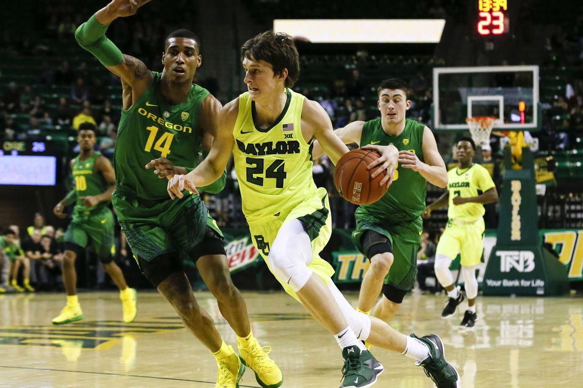 NCAA Basketball: Oregon at Baylor