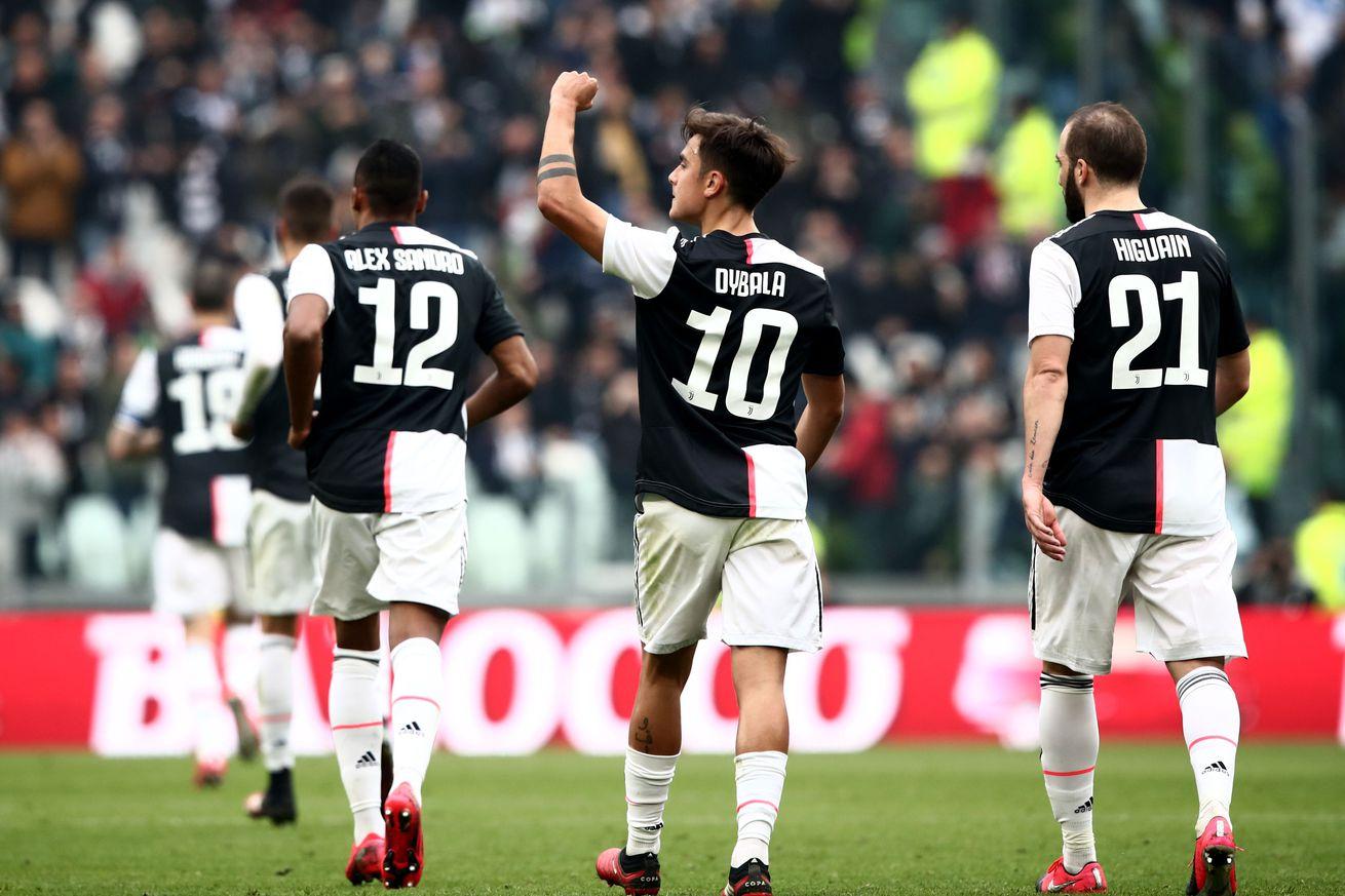 Juventus 2 - Brescia 0: Initial reaction and random observations