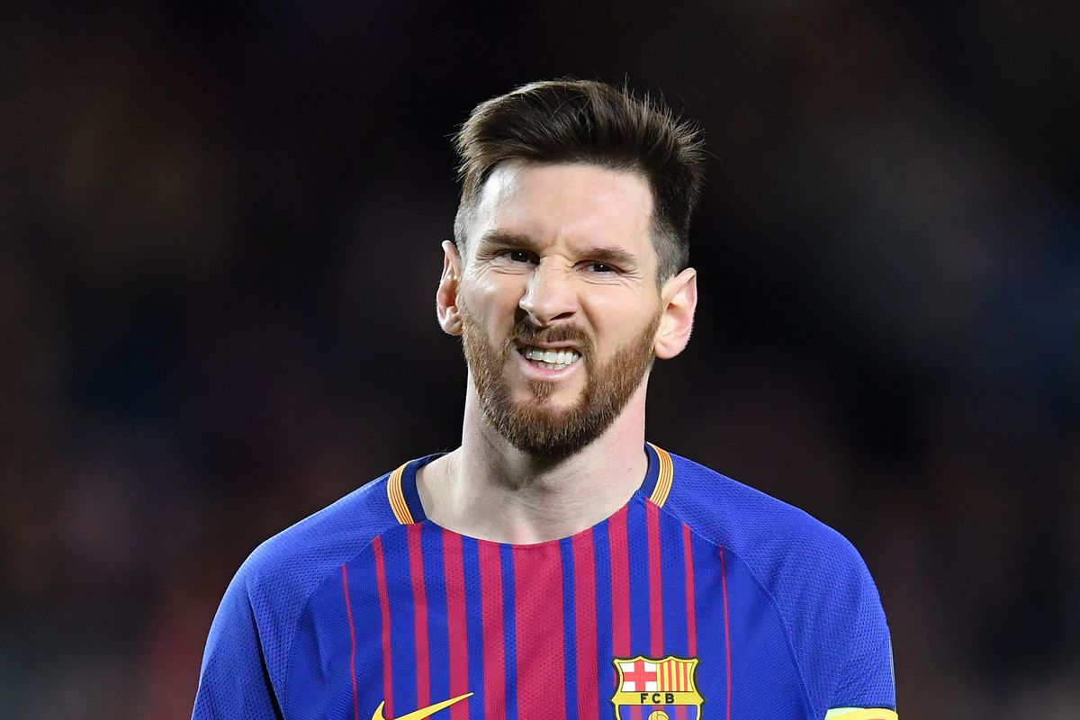 96a1771f8 Barcelona launch peculiar new pink third kit for 2018 19 - Barca ...
