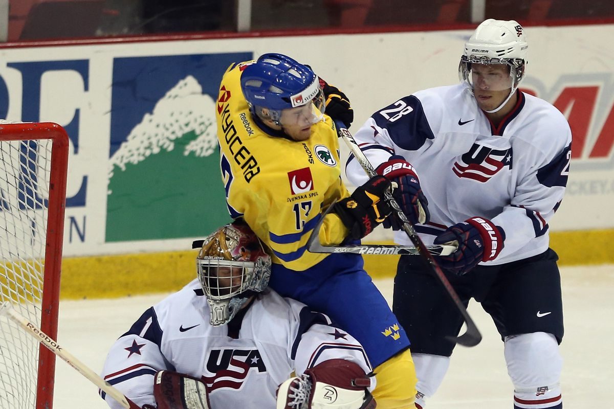 The WJC are nearing and UMD defenseman Andy Welinski is heating up