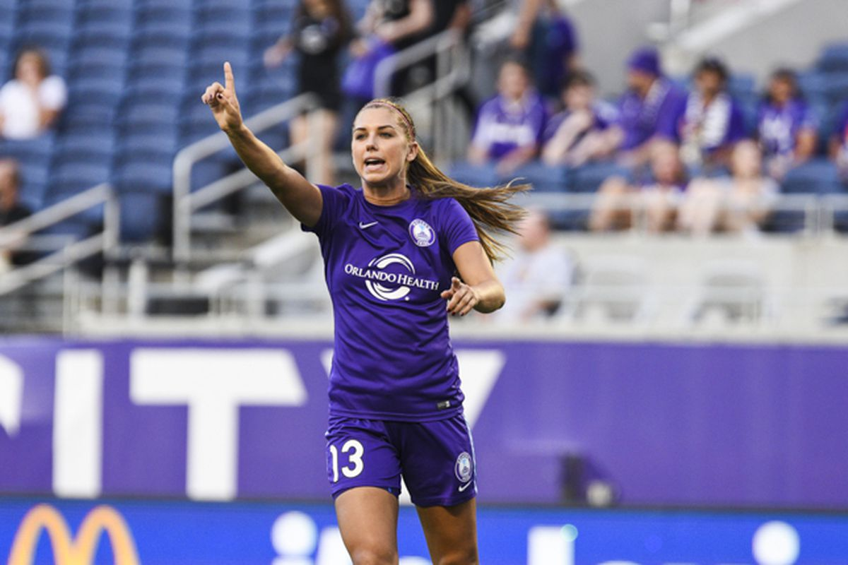 121a3993809 Pride Officially Add Alex Morgan to Roster
