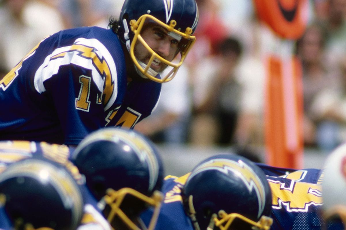 A History Of The San Diego Chargers Part 13 Re Entry