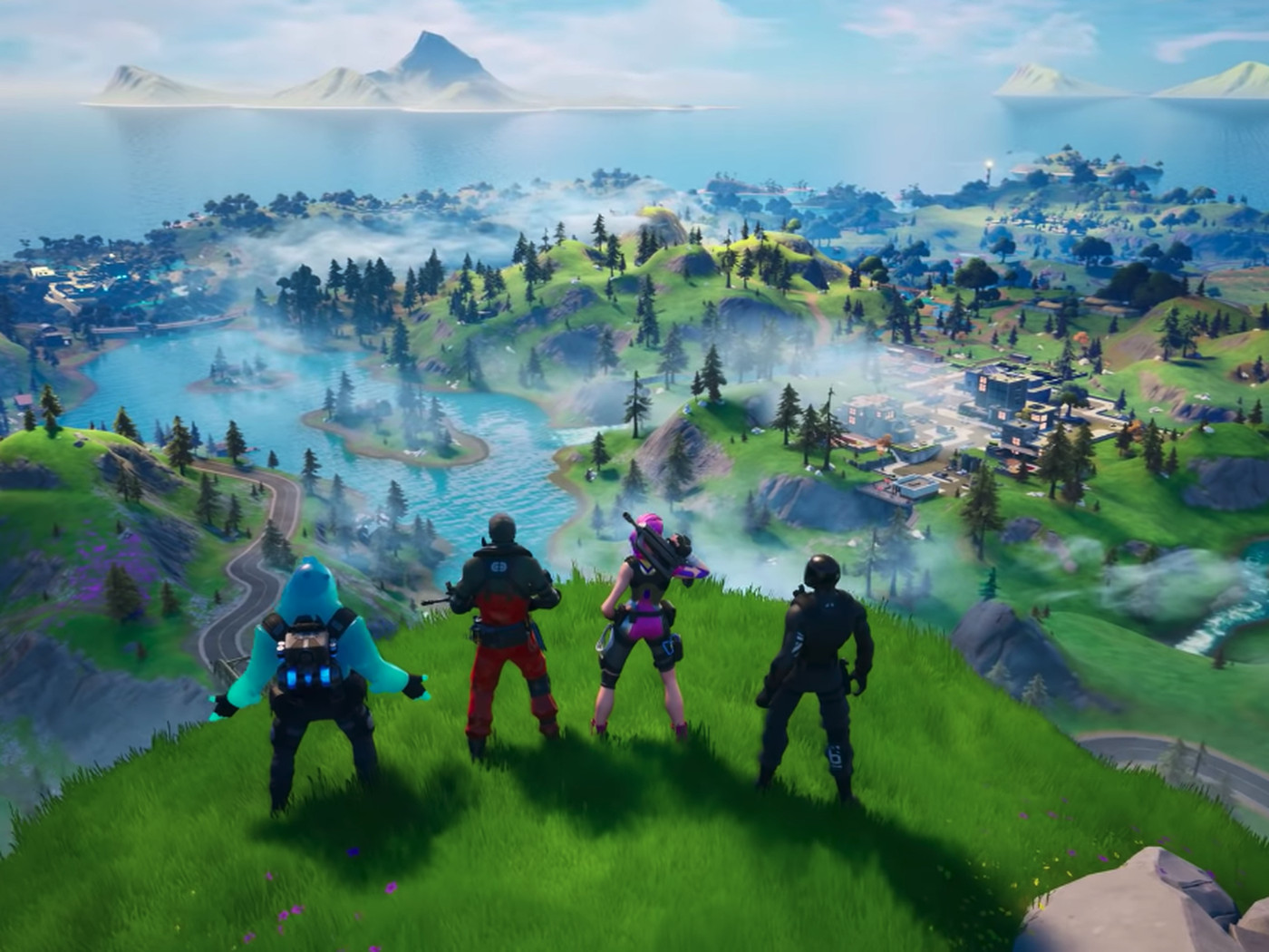 Fortnite Is Exciting Again The Verge