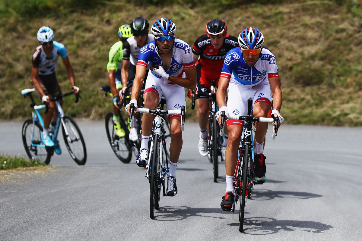 Criterium du Dauphine - Stage Six Pinot and Friends