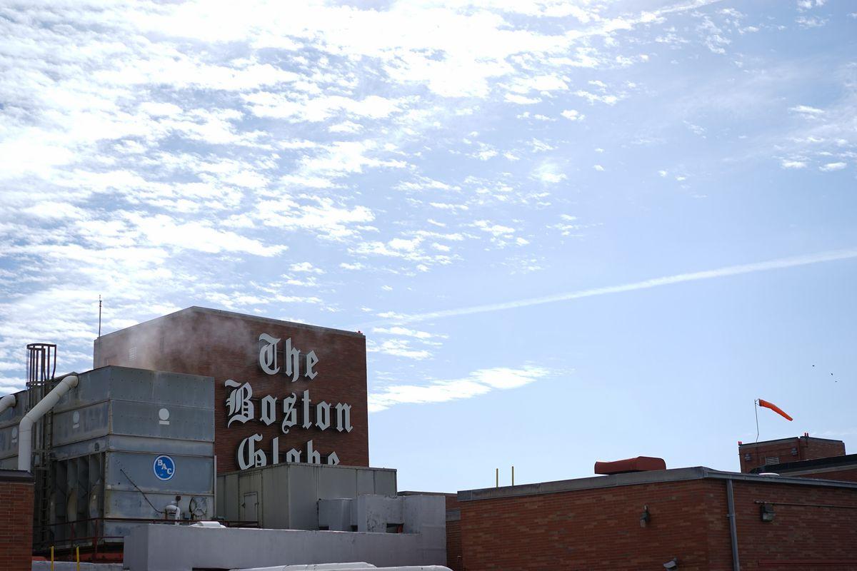 Old Boston Globe plant
