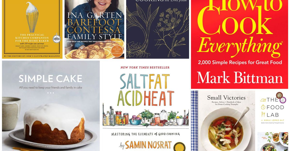 The 10 Best Cookbooks to Give Beginner Home Cooks