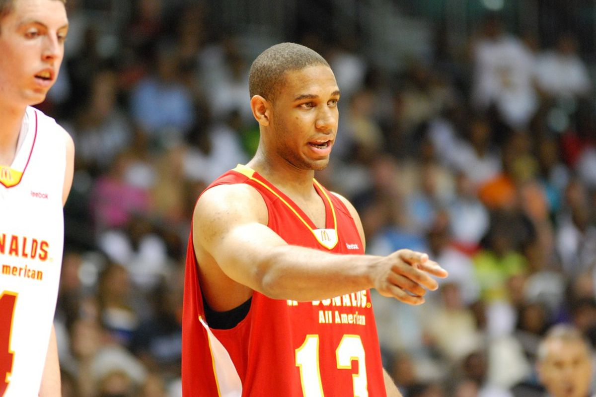 <strong>Xavier Henry of Kansas is the top-ranked freshman in the Big XII according to Rivals.</strong>