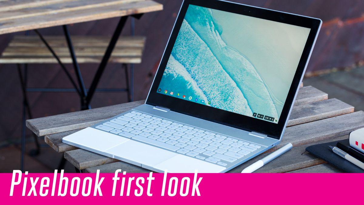 Pixelbook first look