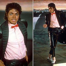 """""""Billie Jean"""" music video"""