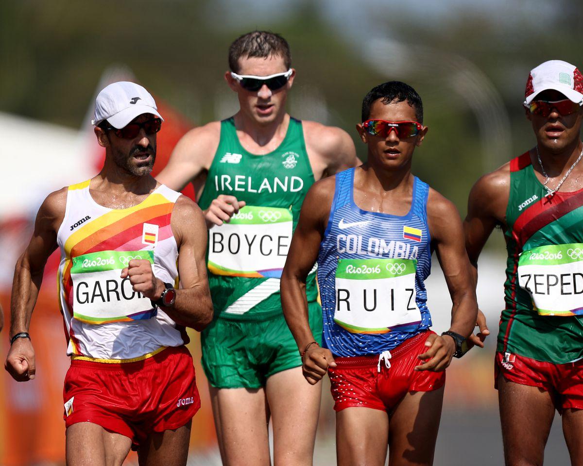 Athletics Race Walk - Olympics: Day 14