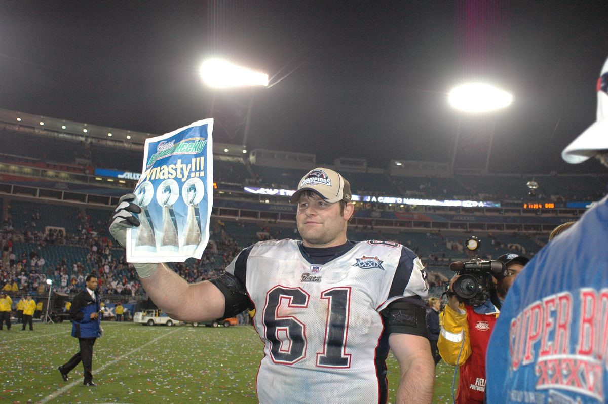 505819bae46 Super Bowl XXXIX - Philadelphia Eagles vs New England Patriots - February  6, 2005