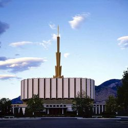 Ogden Utah Temple.