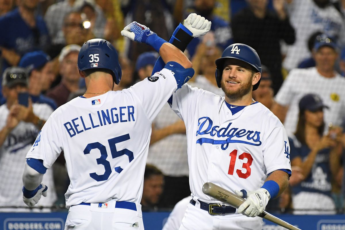 los angeles dodgers roster 2020