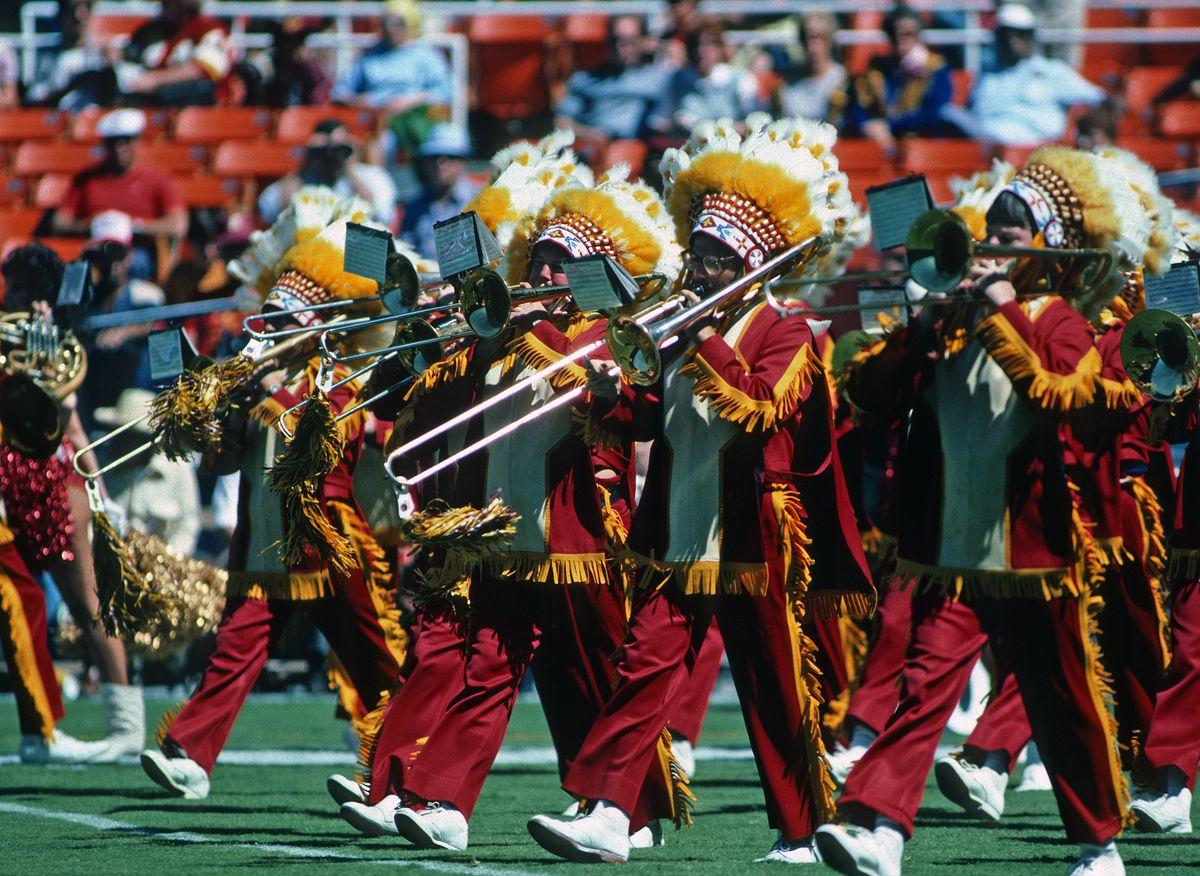 Washington Redskins Marching Band
