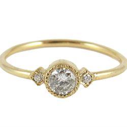 "<b>Jenni Kwon Designs</b> <a href=""http://jenniekwondesigns.com/products/gray-diamond-sotto-voce-ring"">Gray Diamond Sotto Voce Ring</a>, $635"