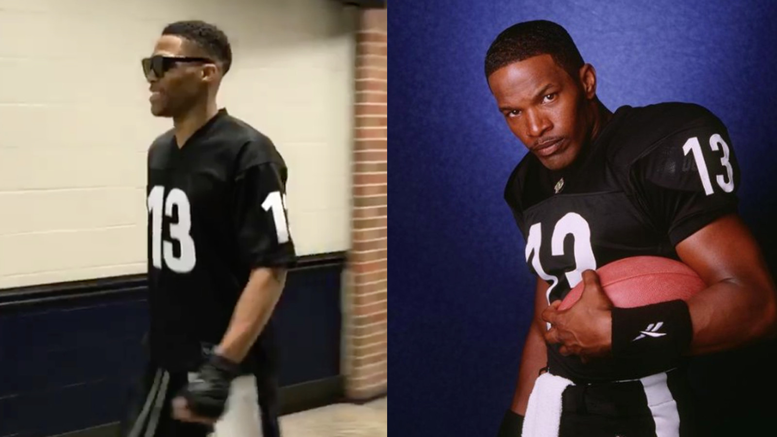 Famous Russell Westbrook wore a Willie Beamen jersey from 'Any Given  UA79