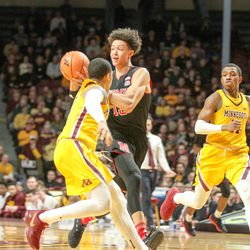 Roby fakes the Gophers!
