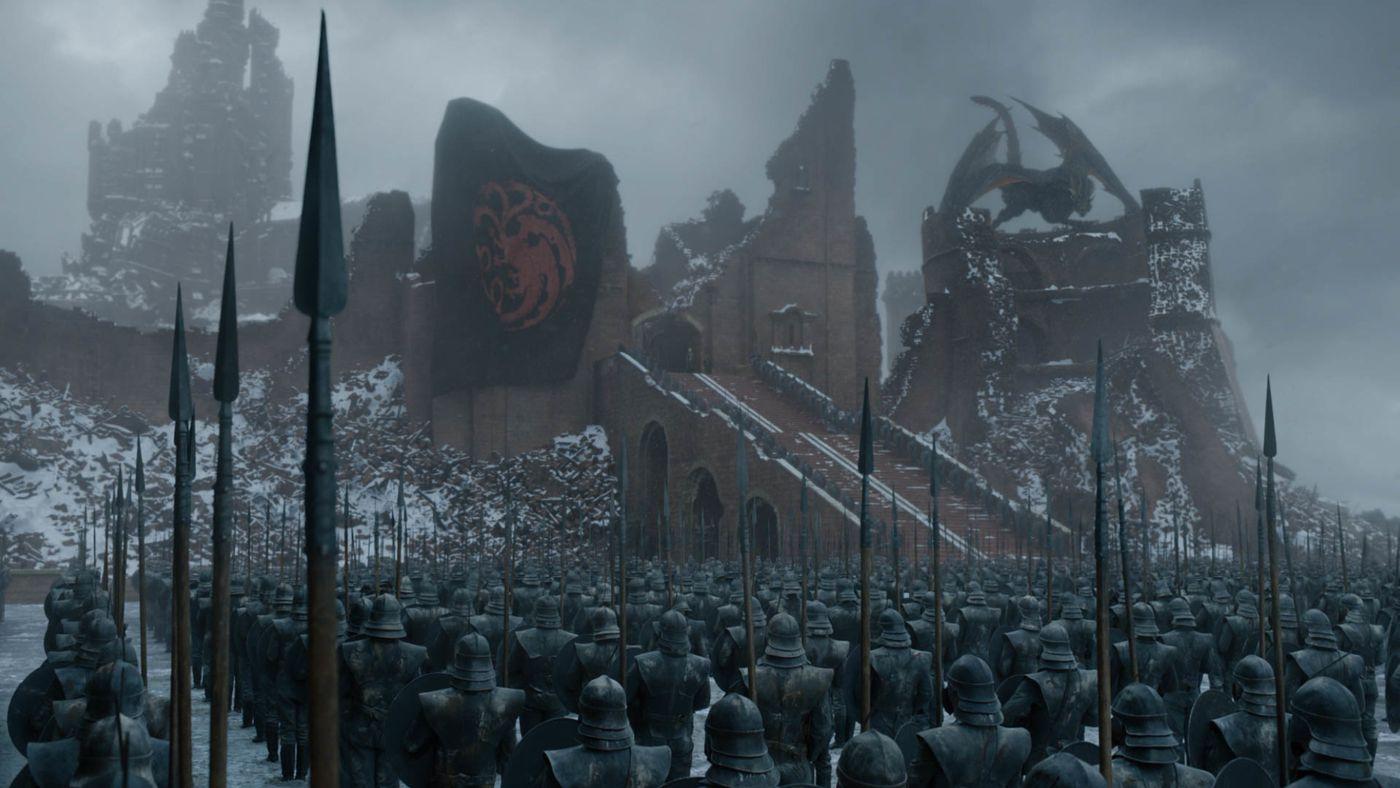 Game of Game of Thrones: season 8, episode 6, The Iron
