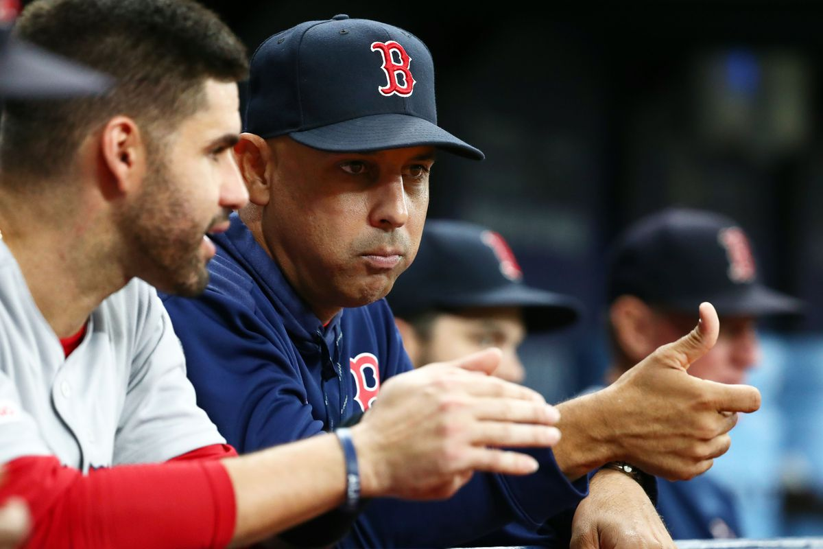 Sabermetrics news: Cora and Beltrán also implicated in Astros scandal