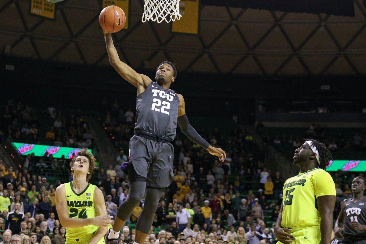 NCAA Basketball: Texas Christian at Baylor