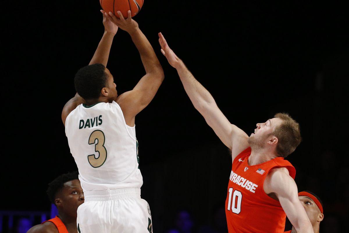 NCAA Basketball: Battle 4 Atlantis-Charlotte vs Syracuse