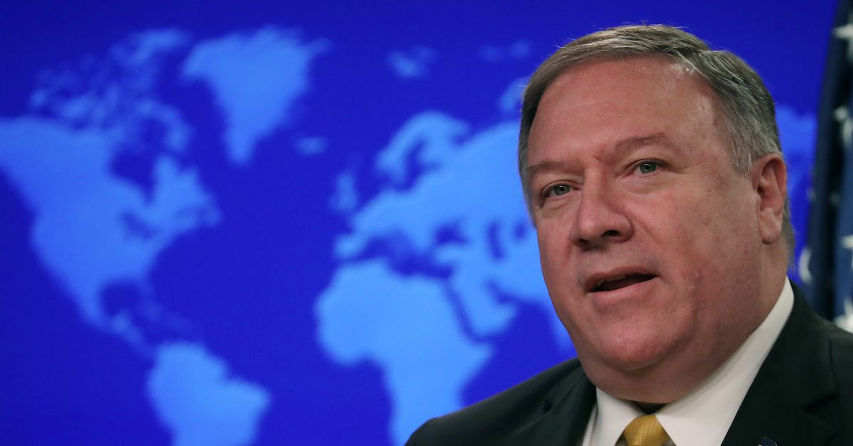 Pompeo launched a personal review of the CIA's Russia findings in 2017. He found no wrongdoing.