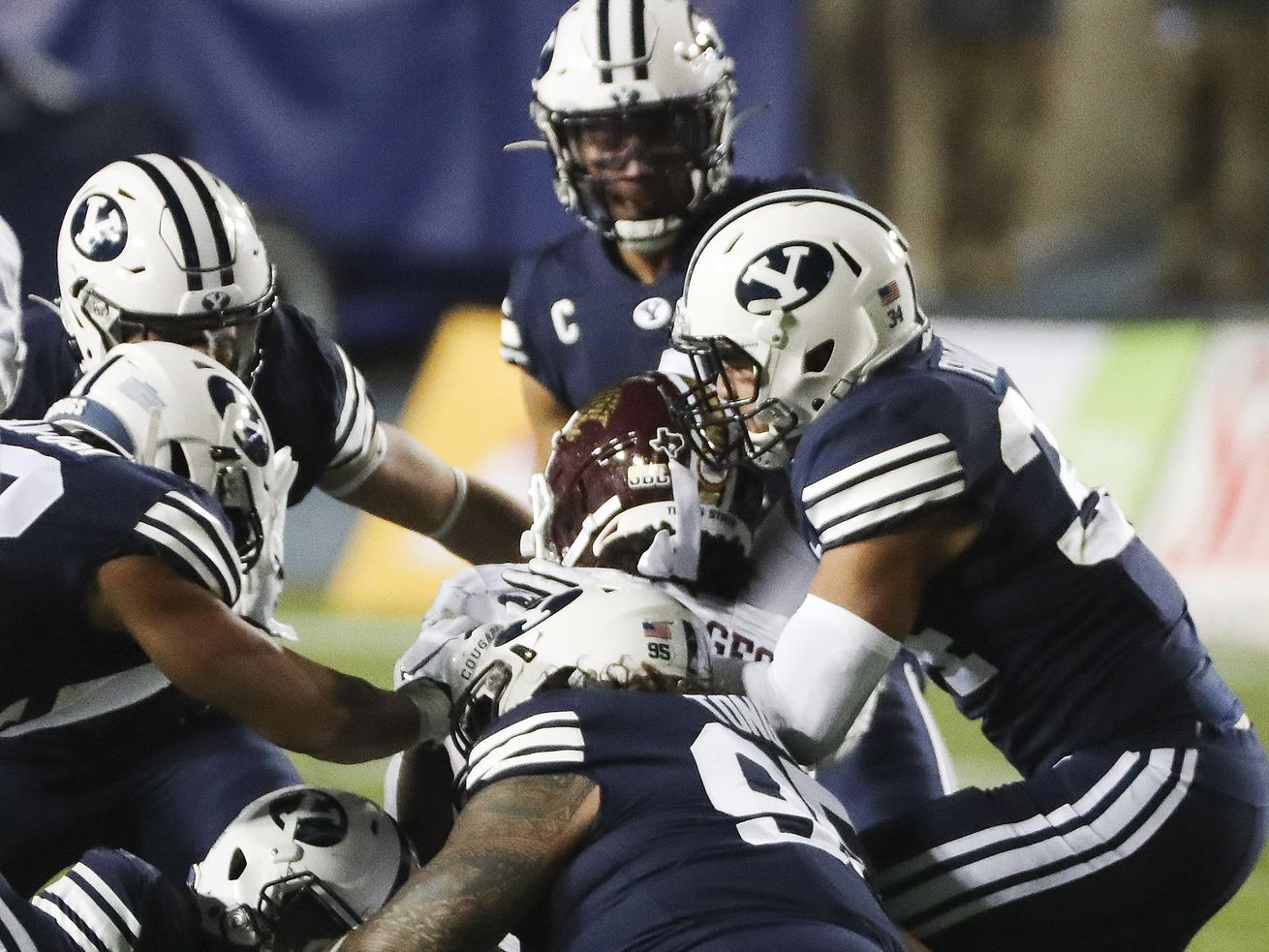 Adjustments made: How BYU shut down Texas State after a shaky start