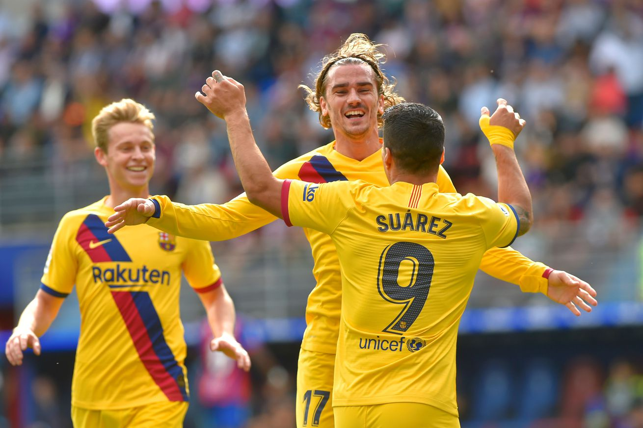 Three things we learned from Barca?s win over Eibar