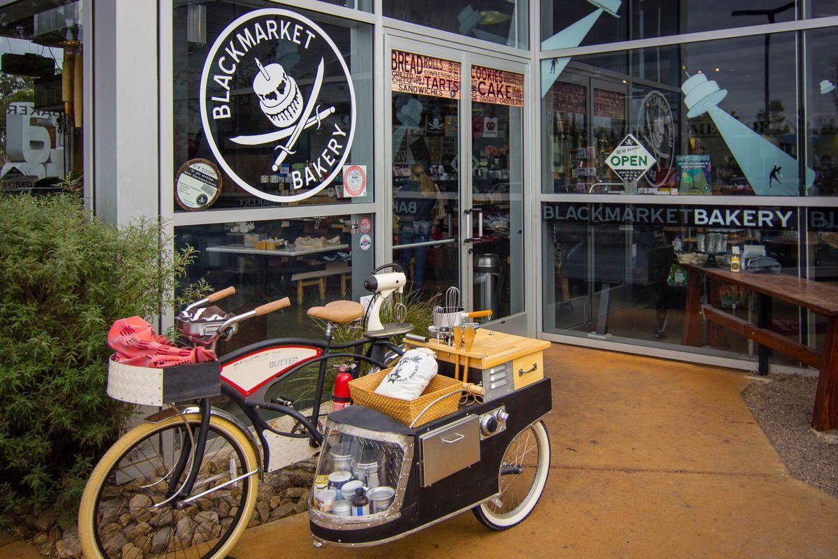 Blackmarket Bakery at The CAMP