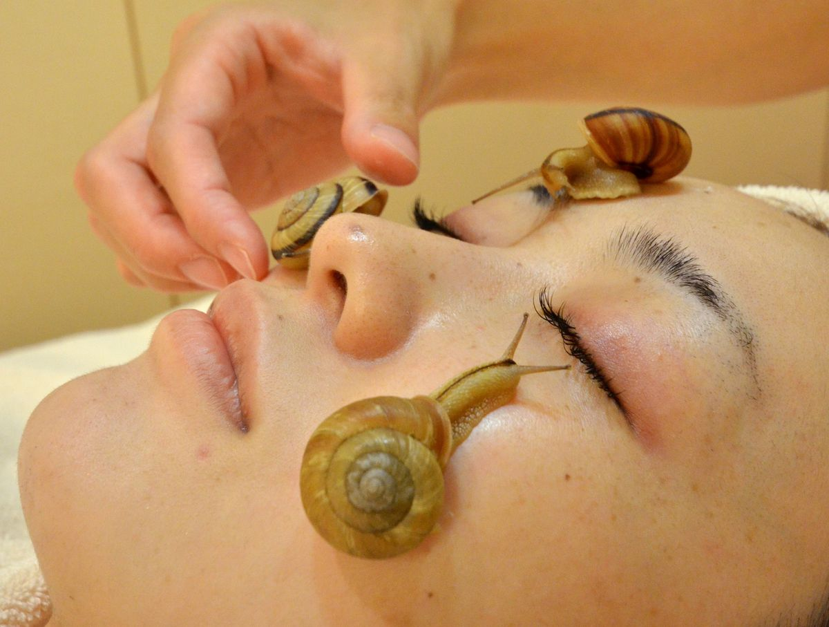 How Your Snail Slime Mask Is Made - Racked