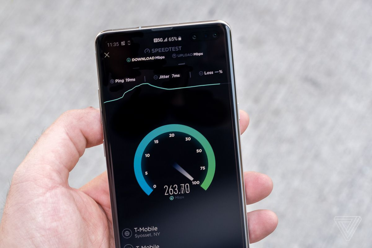 T-Mobile 5G network first impressions and speed tests - The