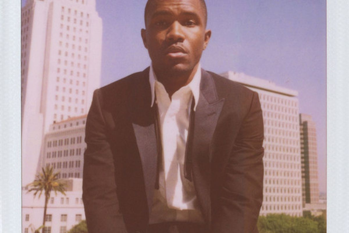 Frank Ocean is Band of Outsiders' Model of the Moment - Racked LA