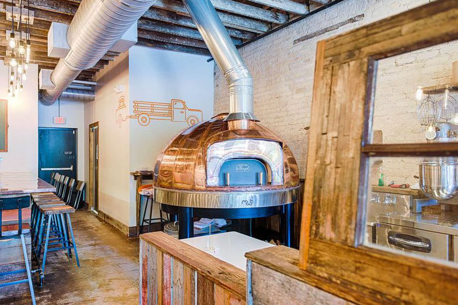 Timber Pizza Co DC oven