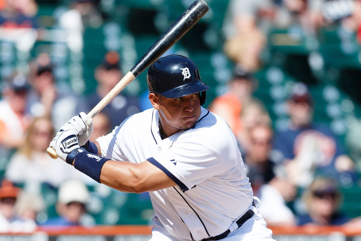 What makes a first place team? Miguel Cabrera make a first place team.