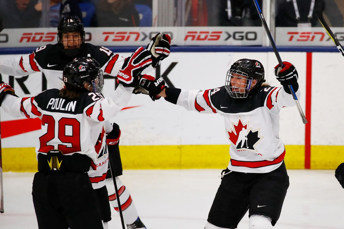 Canada v United States - 2017 IIHF Women's Gold Medal Game