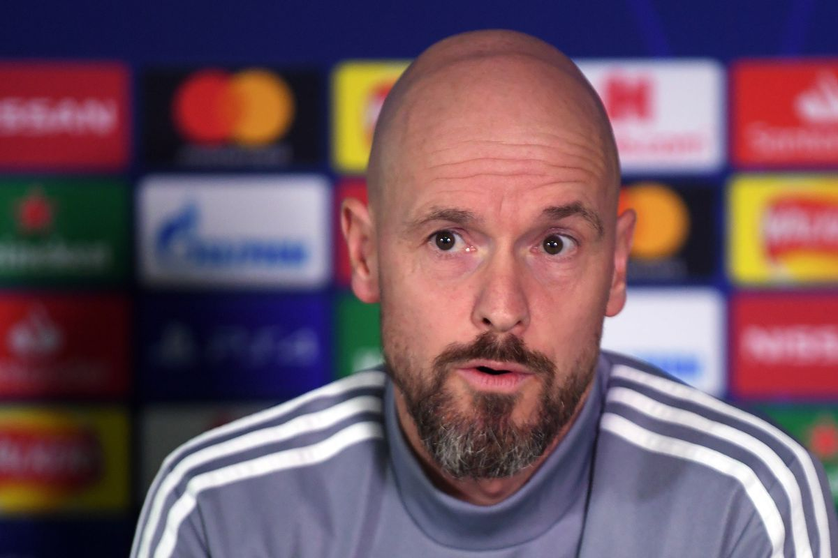 AFC Ajax Training Session and Press Conference