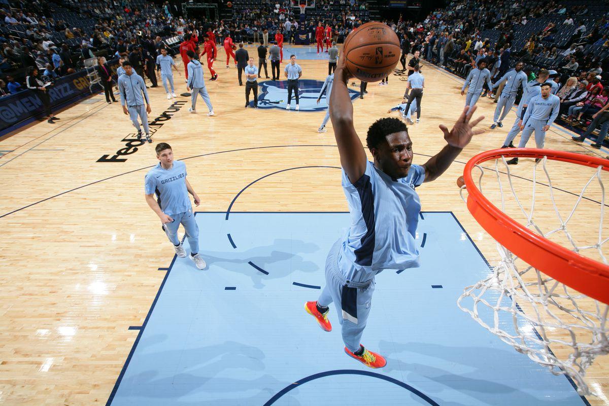 Chicago Bulls v Memphis Grizzlies