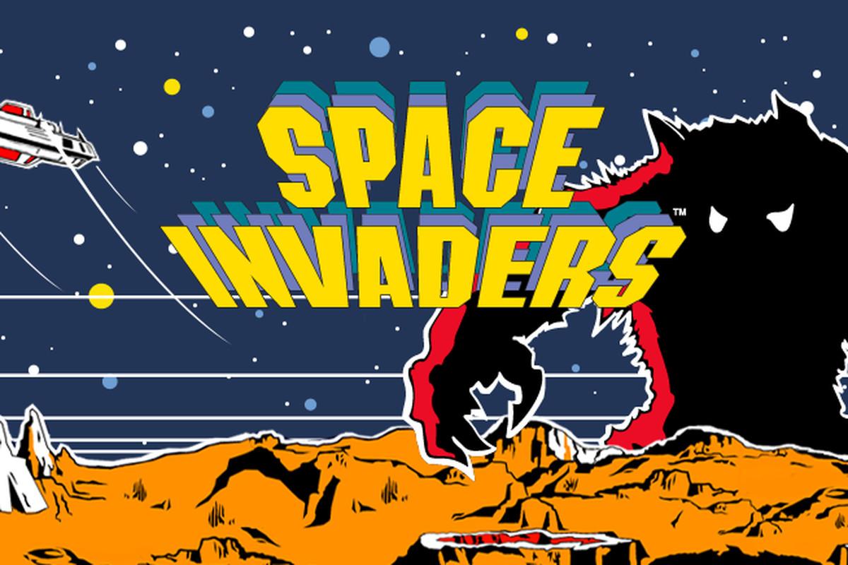 space invaders website