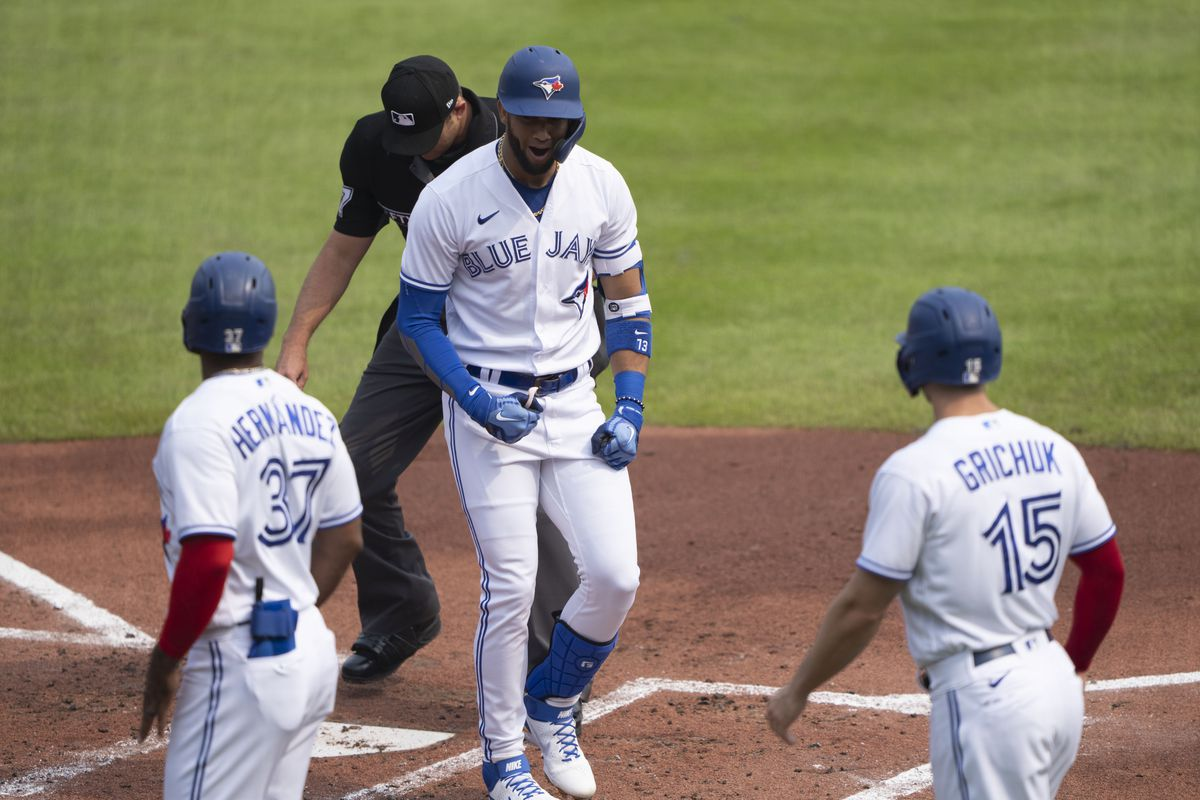 MLB: Game 2-Texas Rangers at Toronto Blue Jays