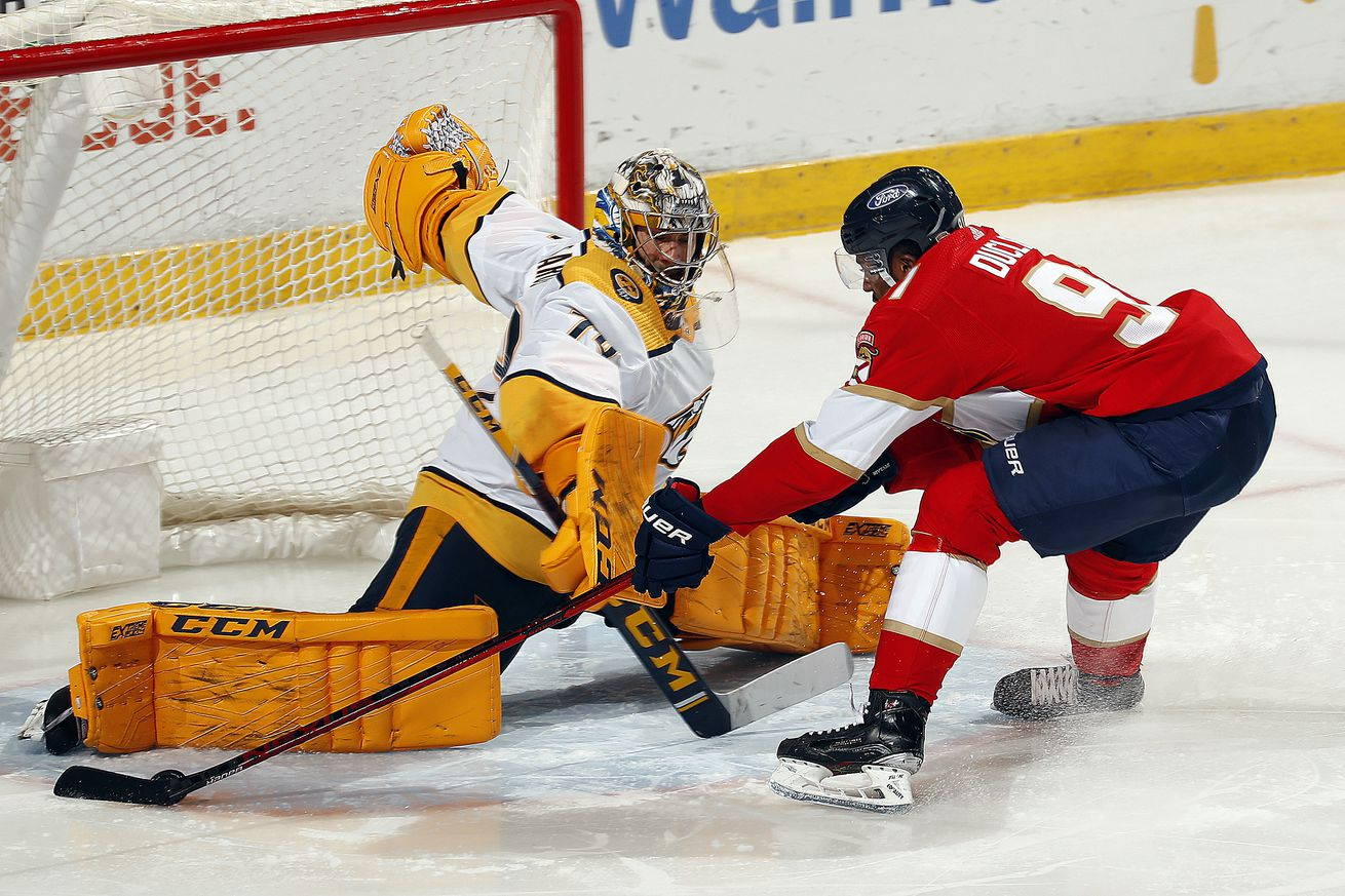 Nashville Predators v Florida Panthers