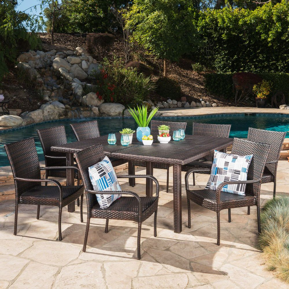 Best Outdoor Furniture: 12 Affordable Patio Dining Sets To