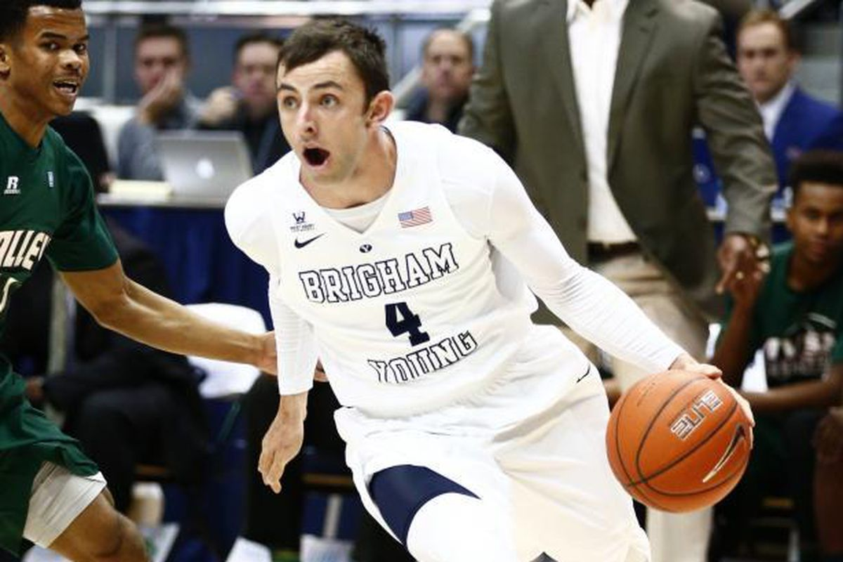 Nick Emery had 27 points to lead BYU in scoring.