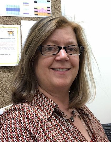 Rachel Toplis is a school psychologist at Chinook Trails Elementary in the Academy school district.