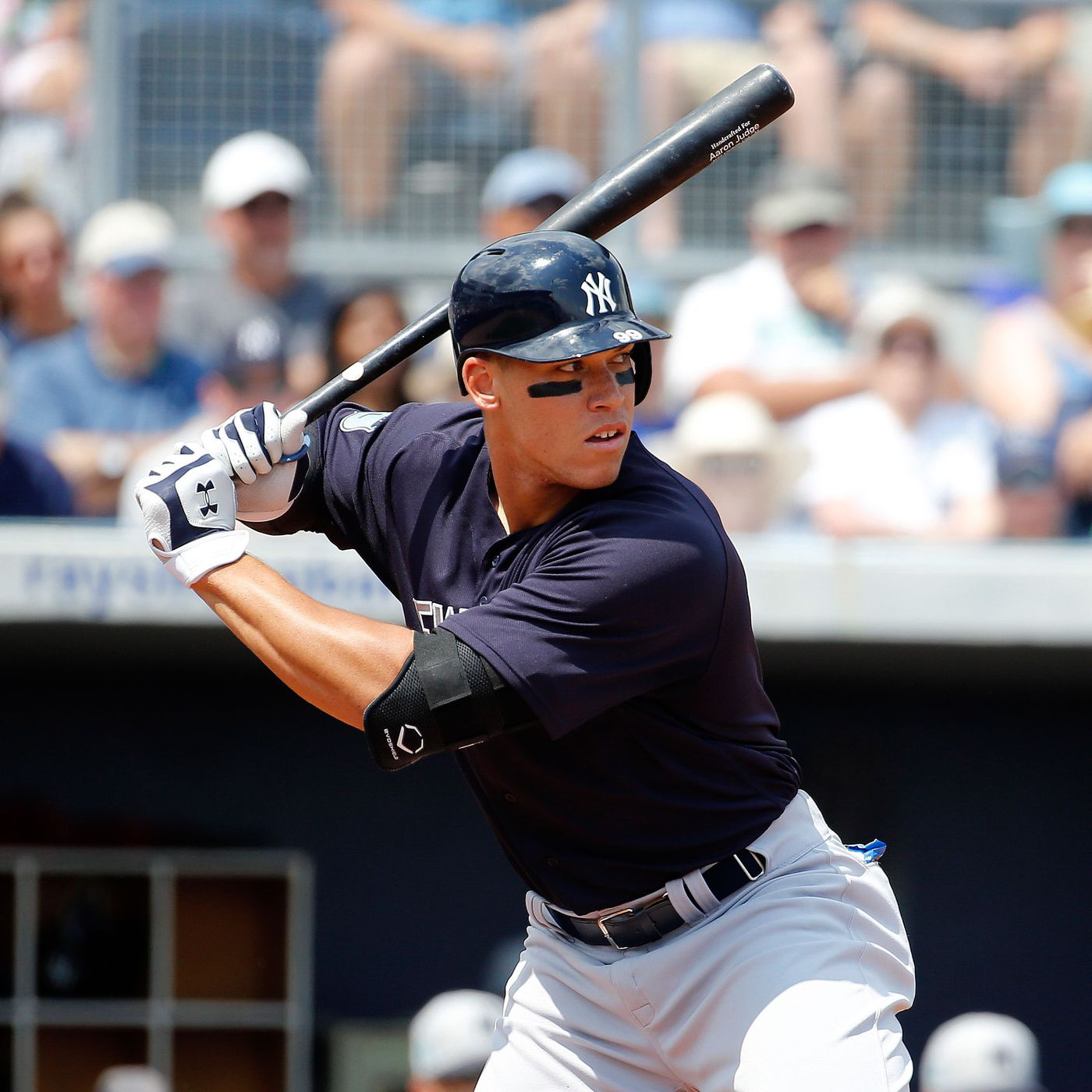 Aaron Judge wins Yankees right field ...