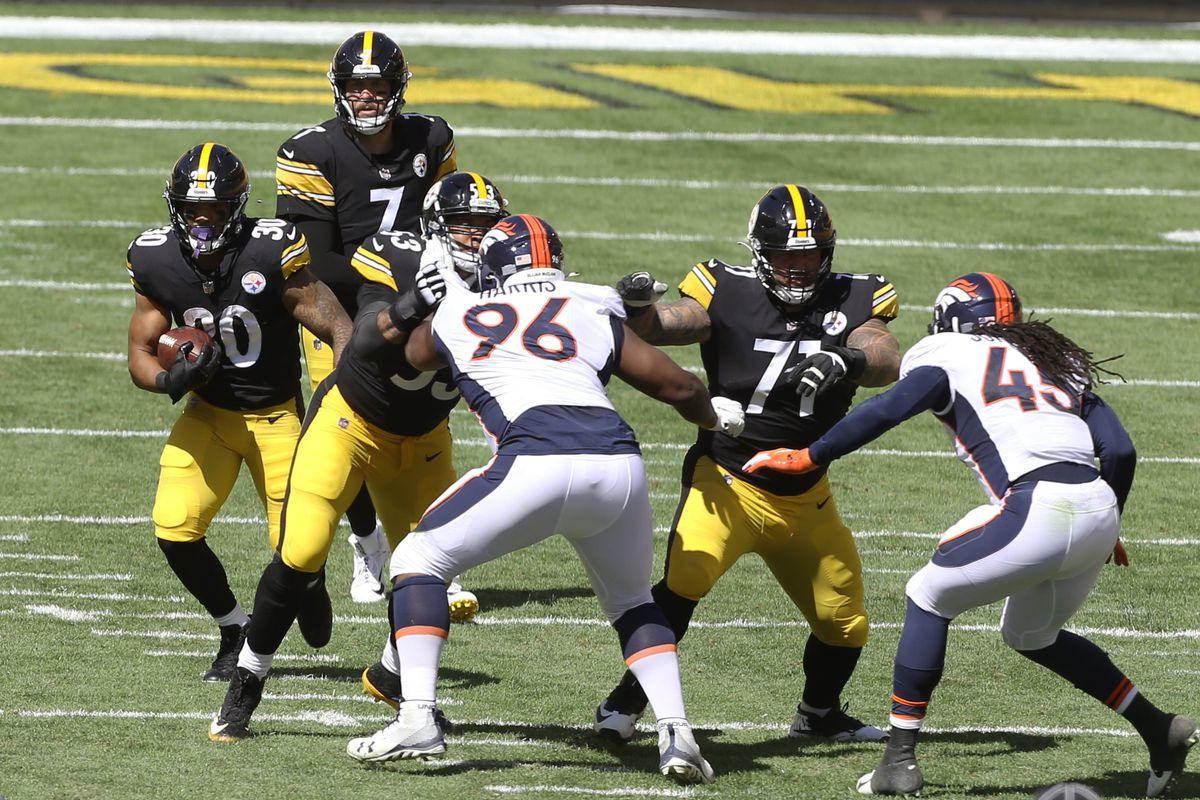 NFL: Denver Broncos at Pittsburgh Steelers