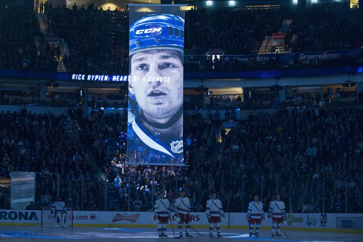 Remembering Rick Rypien May 16, 1984 - August 15, 2011. Rest in peace, Rick.